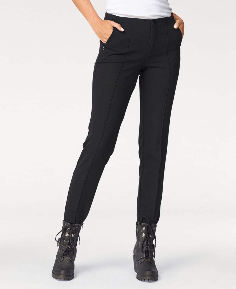 MAC Trouser anna zip trousers LEFQPML