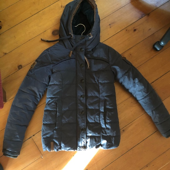 NAKETANO WINTER JACKET naketano winter jacket HRFIBJT
