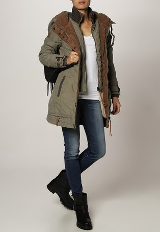 Naketano Winter Jackets naketano a woman will rise up - winter coat - purgeru - zalando.co. GRTYSVM