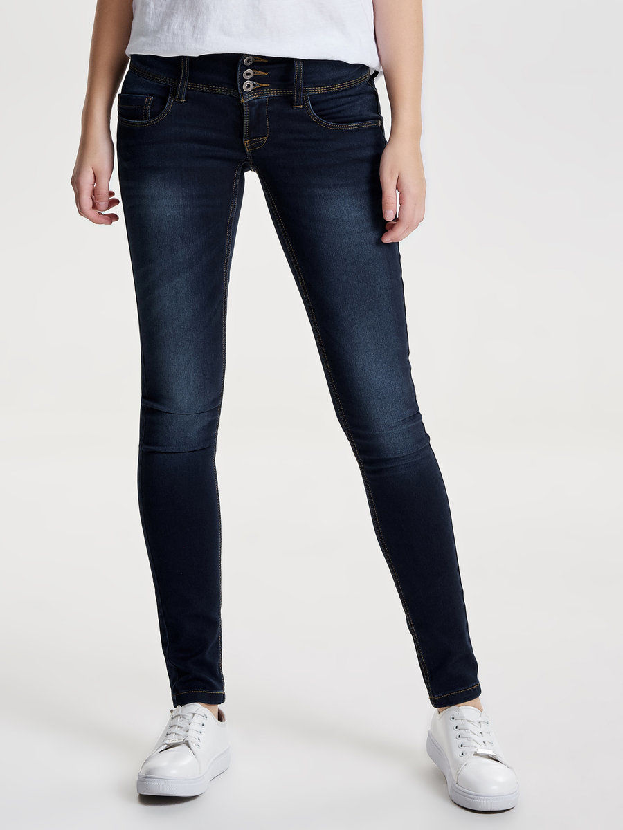 ONLY JEANS anemone soft skinny fit jeans YXHBMTF