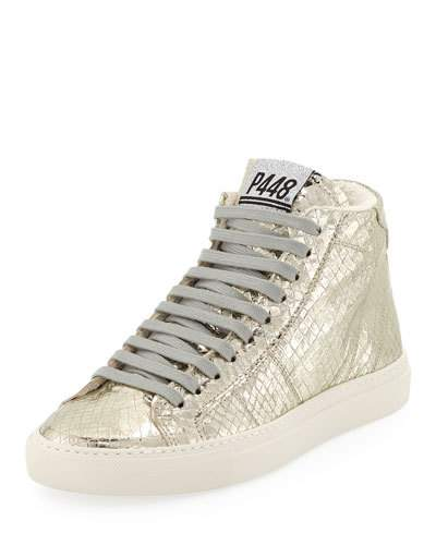 Trendy combos for women with p448 sneakers