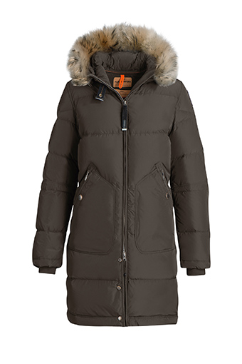 Parajumpers Jackets for Women light long bear NVKUHUA