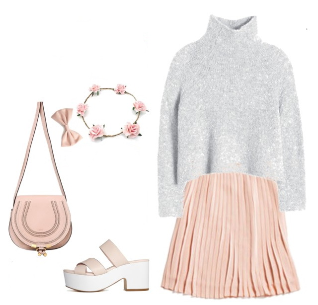 Pastel-colored fashion: delicate colors for feminine ladies