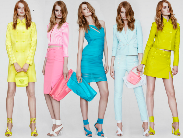 Pastel colors fashion pastel colors for spring-summer fashion VFUSYPS