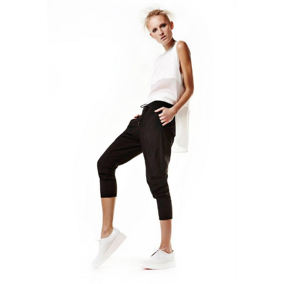 RAFFAELLO ROSSI PANTS candy pant-colors in stock! LSAPZYH