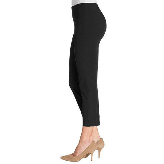 RAFFAELLO ROSSI PANTS ... raffaello rossi raffaello rossi penny 6/8 crop pants - black ... LVRCPWH