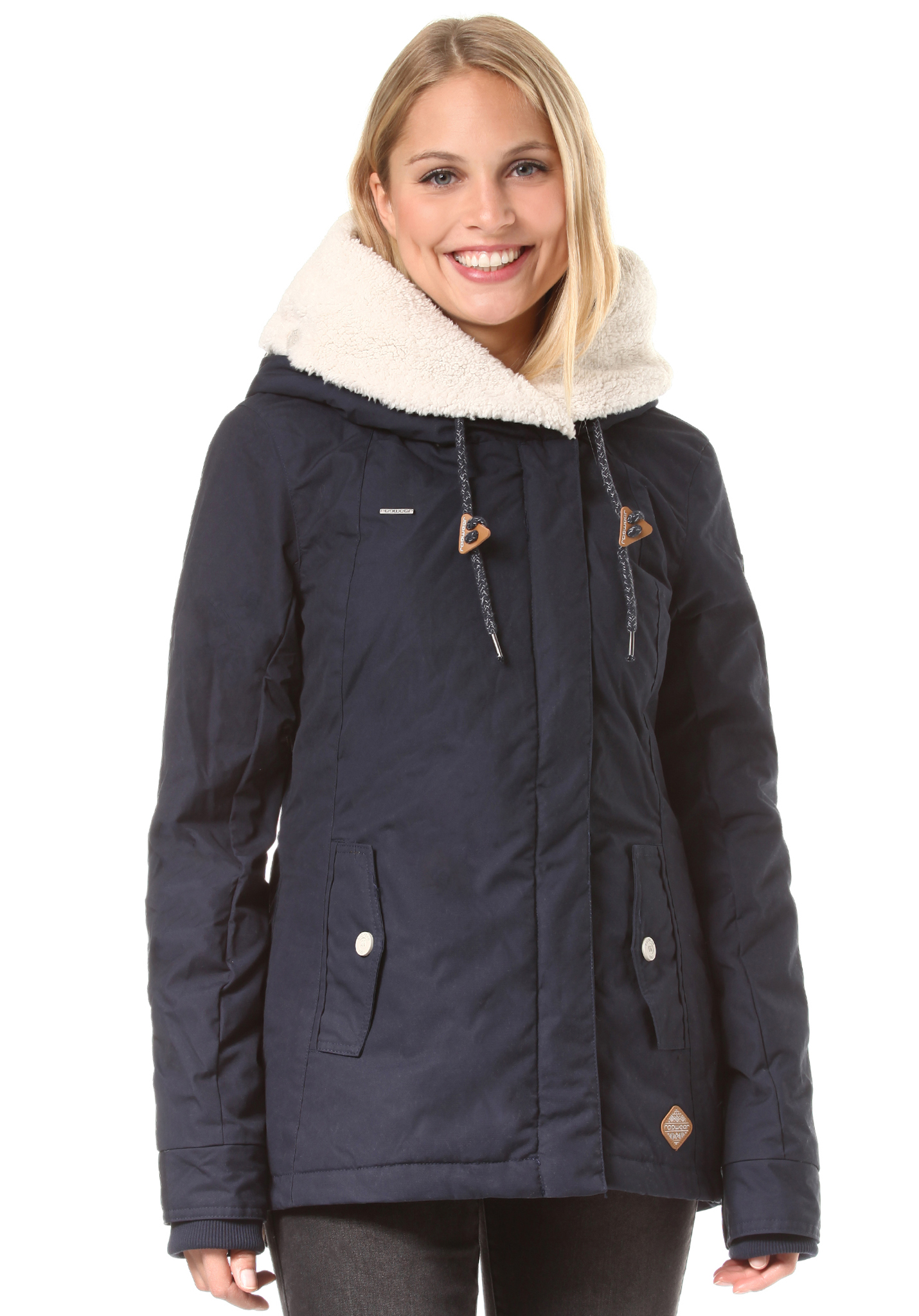 Ragwear Women's Jackets – casual, high quality and absolutely hip
