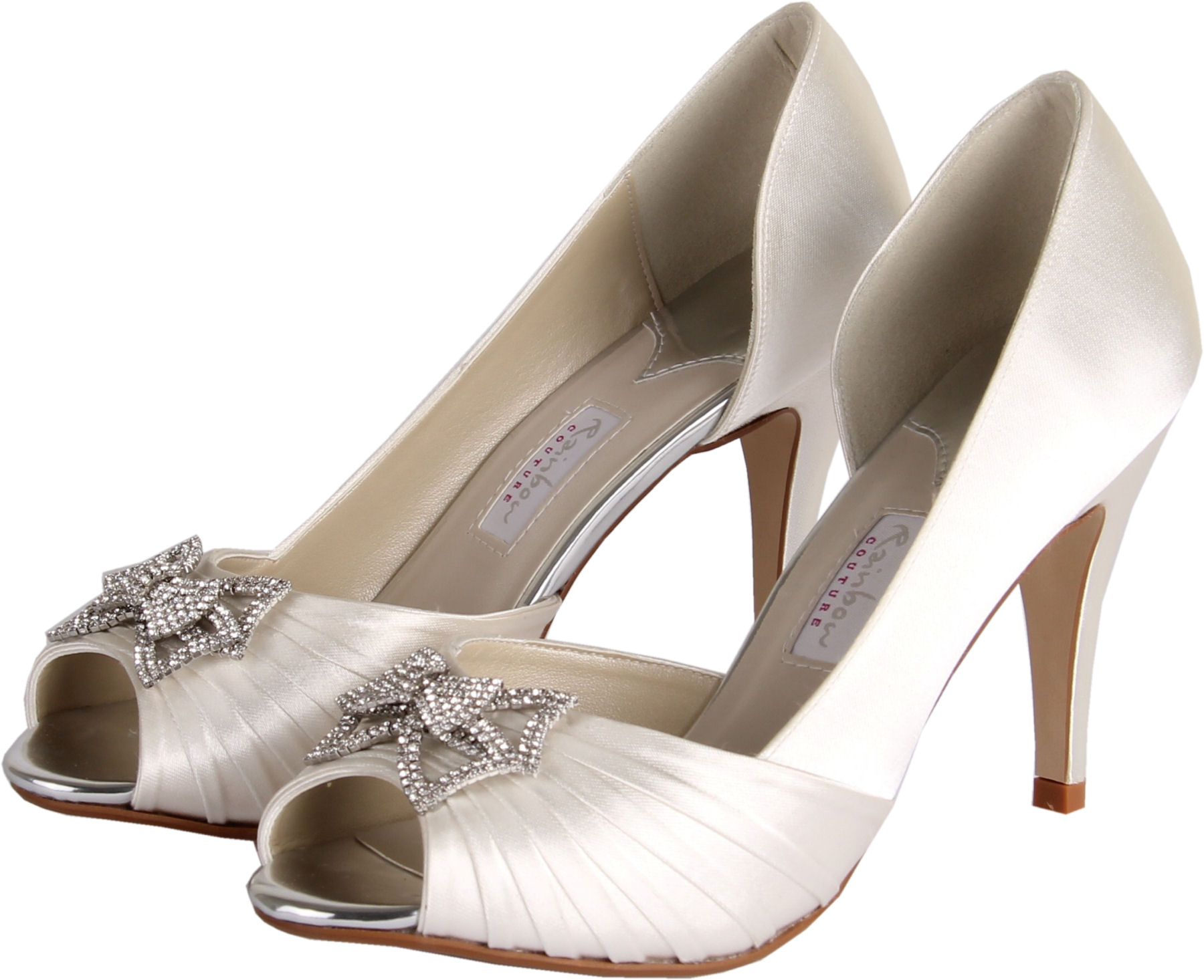 Rainbow Bridal Shoes chiara · more details · wedding shoes by rainbow ... KPKLQQB