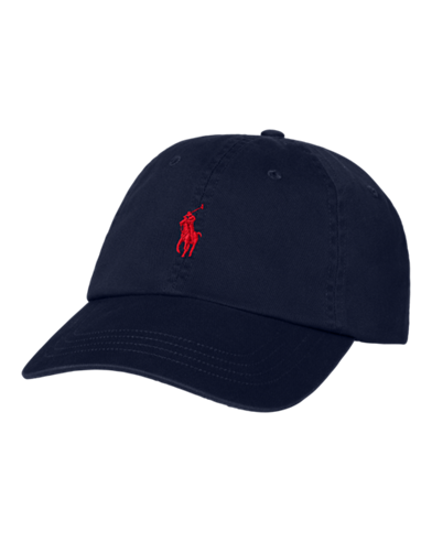 Ralph Lauren Caps unisex cotton chino baseball cap COBAKPS