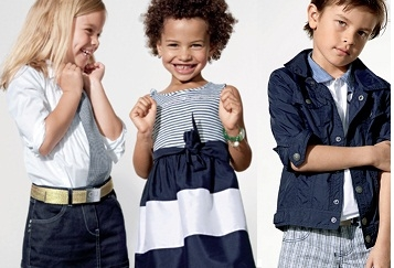 RALPH LAUREN CHILDREN'S CLOTH
