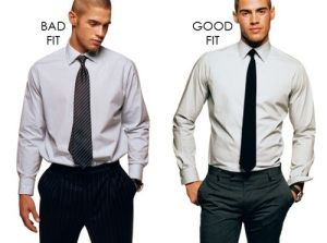 Regular Fit shirts dress shirts: regular fit vs slim fit . . . what every man should BCPOSDW
