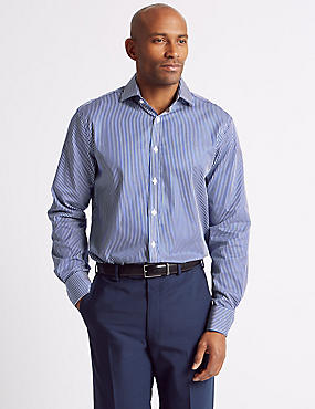 Regular Fit Shirts pure cotton regular fit shirt PDTZQJV