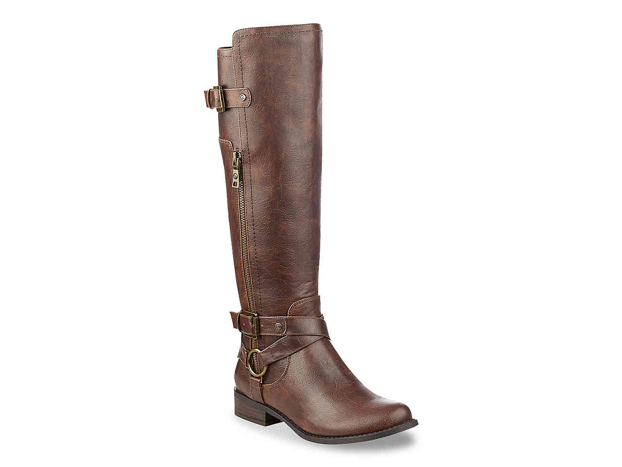 Riding boots herly wide calf riding boot CYHCFJQ