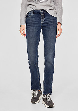 s.Oliver Jeans smart straight: stretch jeans from s.oliver GCDCFRV