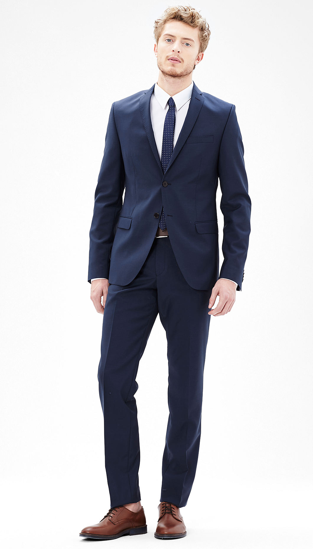 s.Oliver Pantsuits buy slim: tailored suit in pure new wool | s.oliver shop NOGEPVE