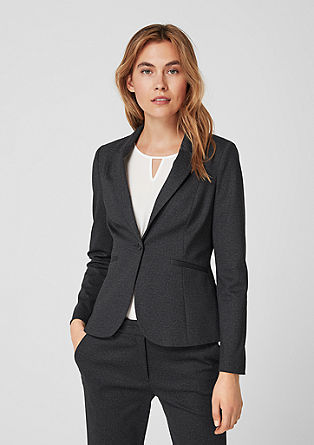 s.Oliver Pantsuits jersey business blazer from s.oliver MBIAAYT