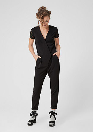s.Oliver Pantsuits jumpsuit with lace from s.oliver SDYBDAF
