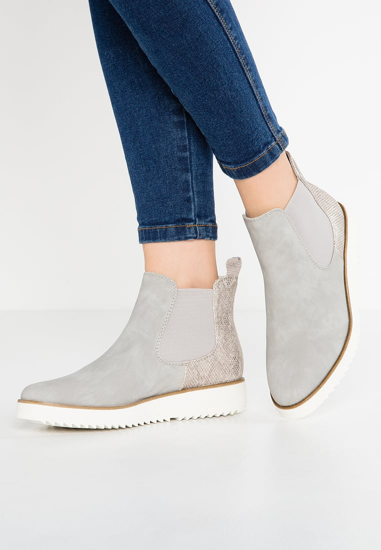 s.Oliver Women's Shoes s.oliver platform boots - light grey women shoes ankle classic,s.oliver t  shirt cheap,clearance sale UCAGLHC