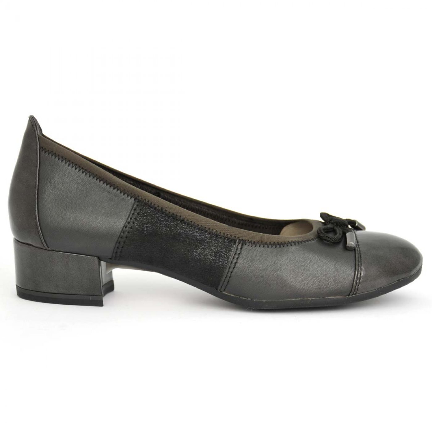 Tamaris pumps buy online pumps - modish grey low heel women pump shoes | tamaris germany PNEUKFA