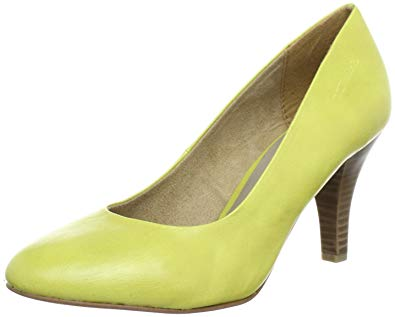 Tamaris pumps tamaris pumps sexy lemon yellow high heels penny sales 1-22414-20 607, TZDABKC