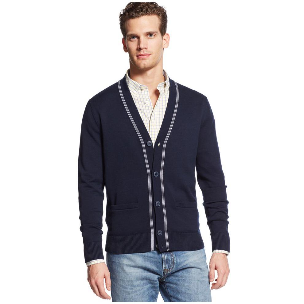 19c0024307 Tommy Hilfiger cardigans tommy hilfiger johnny solid cardigan sweater  SACCGJA
