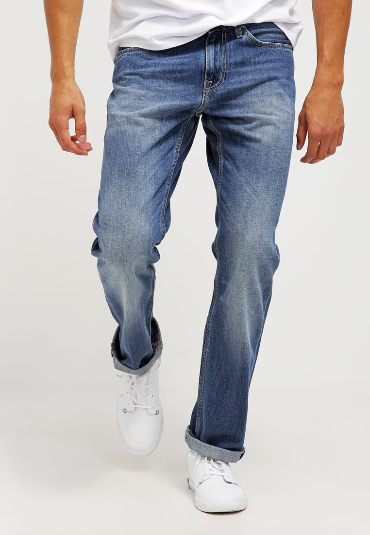 Tommy Hilfiger Mercer Jeans tommy hilfiger mercer - straight leg jeans light blue men clothing,tommy  hilfiger clothing sale,tommy hilfiger QVPLYRE