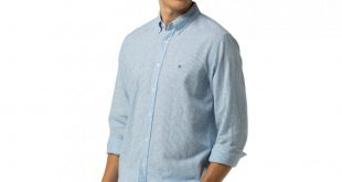 Tommy Hilfiger New York Fit Shirts tommy hilfiger casual shirts - mens new york fit ... TZXFUVU