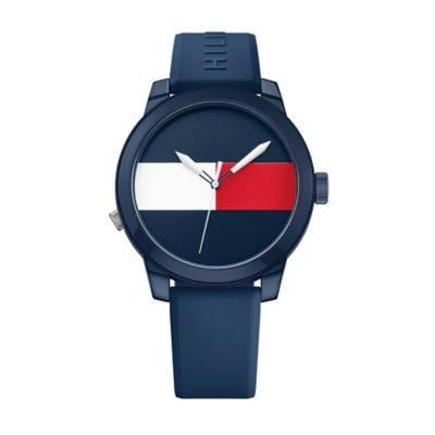 Tommy Hilfiger Sport Watches flag sport watch GALEJAC