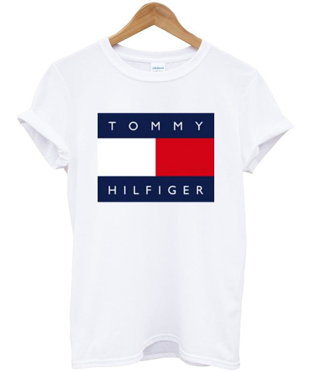 Tommy Hilfiger T-Shirt – Casual in Basic or Vintage Style