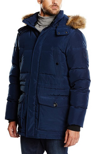 TOMMY HILFIGER WINTER COATS tommy hilfiger darren - men winter jacket parka AUBWFKL