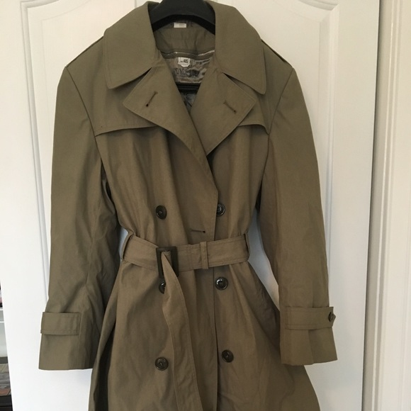 Trench coats for men and women olive military trench coat w/ lining men women BMOYSGU