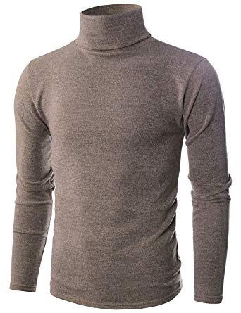 Turtleneck Pullover ohoo mens slim fit soft cotton blend turtleneck pullover sweater at amazon  menu0027s clothing store: GLFWHAQ