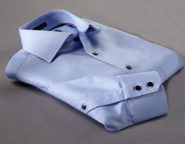 Latest designs of high quality two ply shirts