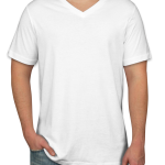 V-Neck Shirts shapes for men and women