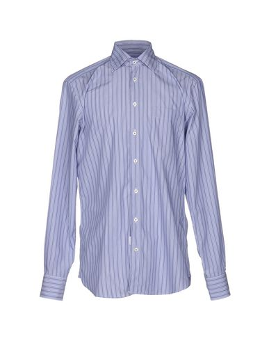 Van Laack Shirts van laack - striped shirt XNKEWZL
