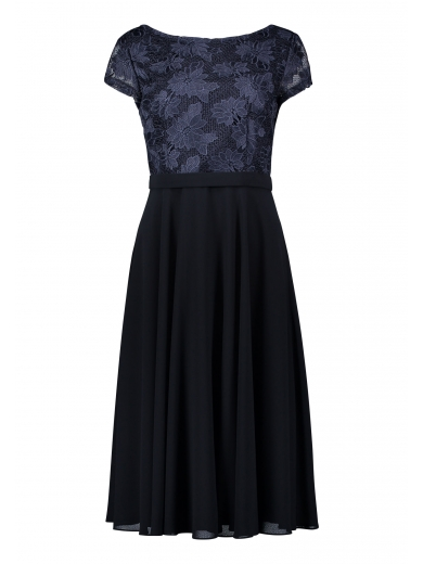 Vera Mont cocktail dresses vera mont cocktail dress - with lace ... TIMTKTN