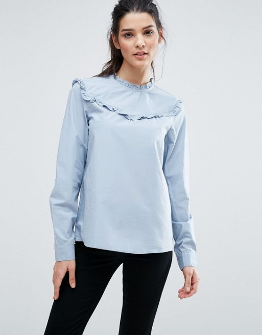 VERO MODA BLOUSES – A serious blouse with style factor for the office