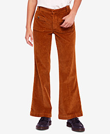 Women's Corduroy Pants free people hip hugging flared corduroy pants FXBTWNI