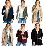 Womens jackets styles