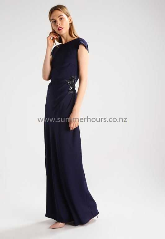YOUNG COUTURE DRESSES womenu0027s occasion dresses | navy young couture by barbara schwarzer casual  cocktail dresses es55164 MUIOCVX