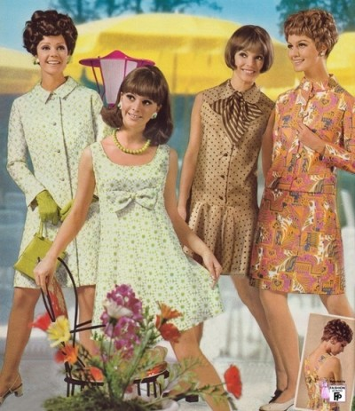 1960s fashion babydoll dress, drop waist dress inspred by the 20s