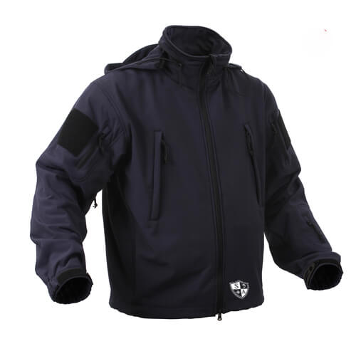Tactical All Weather Jacket | Navy Blue