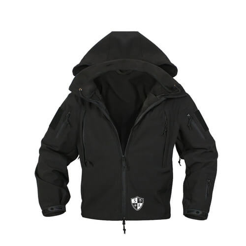 Tactical All Weather Jacket | Black