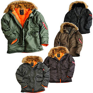 Alpha Industries Winter Jackets –  from army clothing to iconic trend parts