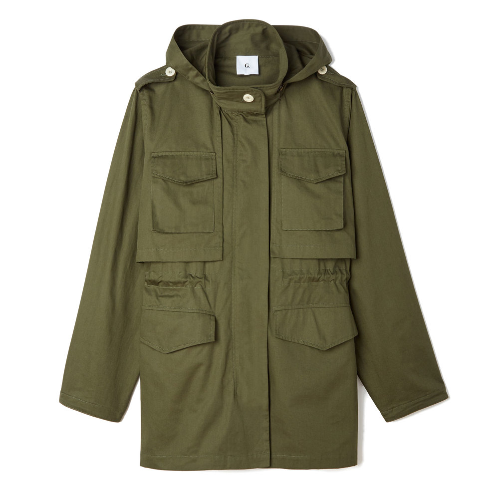 G. Label Paul Army Jacket