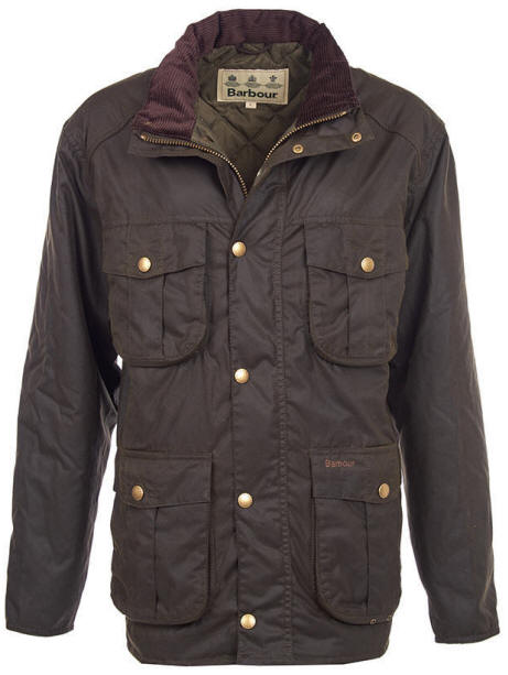 Barbour Mens Winter Utility Wax Jacket Olive- MWX0903OL711| Red Rae Town u0026  Country Barbour Ladies Waterproof Jackets