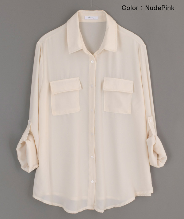 Shirt Or Blouse From 116