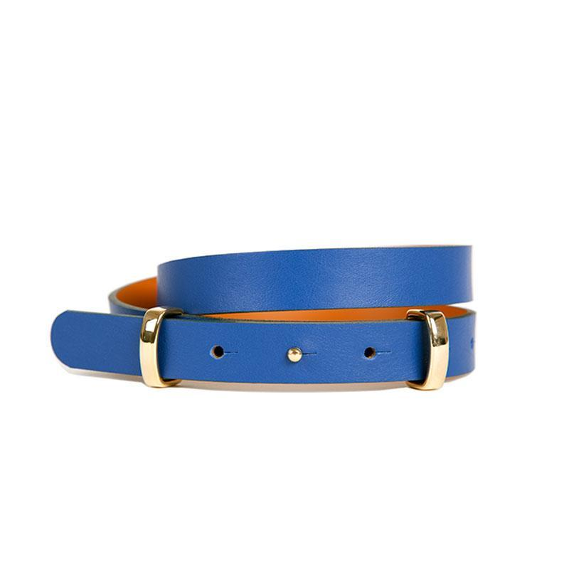 Blue Belt for eye-catching colors for the wow effect