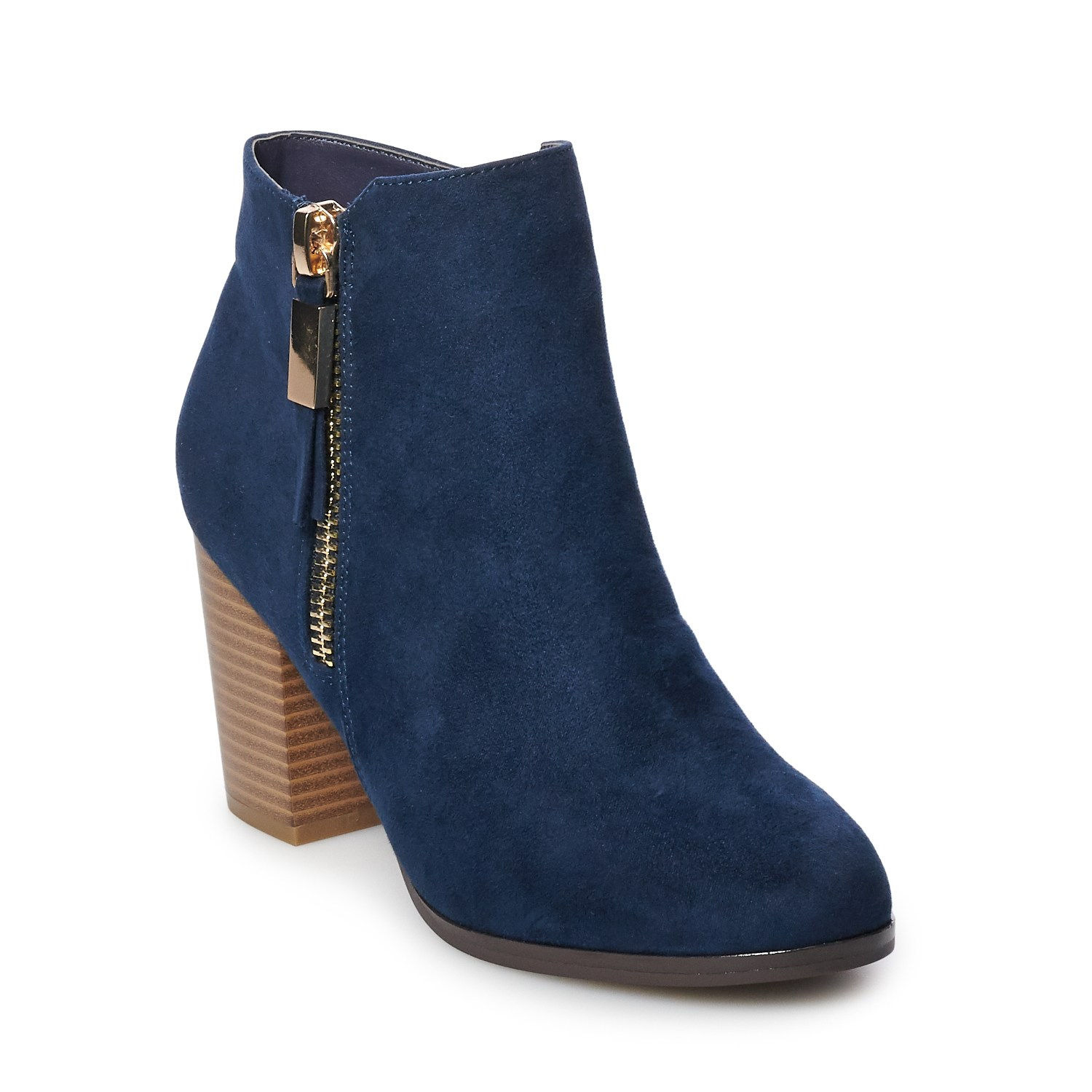 Apt. 9® Timezone Womenu0027s High Heel Ankle Boots
