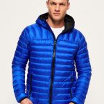Blue Down Jackets – Cool combinations with the down jacket in blue
